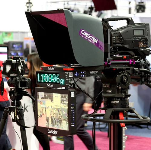 CueScript announces addition of camera support Granderath to its German distributor network